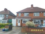 3 bedroom home in Springthorpe Road...