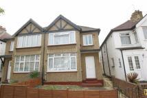 semi detached property to rent in Beechmount Avenue, London