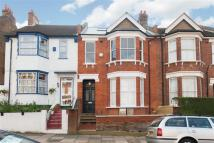 Terraced house in Grafton Road, Acton...