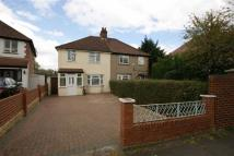 4 bed semi detached property in The Green, East Acton...