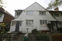 End of Terrace house to rent in Park Drive, London