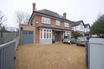 Detached house in Creswick Road, Acton...