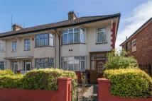 3 bed End of Terrace property for sale in Wesley Avenue, London
