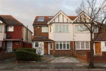 4 bed semi detached home in Cloister Road, London