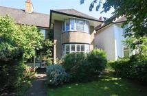 Lynton Road semi detached property to rent