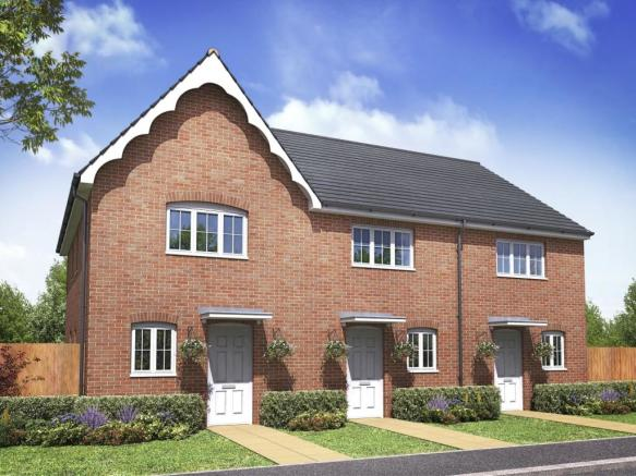 2 bed new home for sale in Exeter