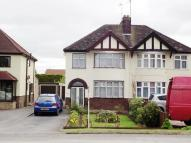 3 bed semi detached property in Cheltenham Road