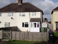 semi detached home in Bretforton Road