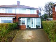 3 bed semi detached property in Muscott Grove, Harborne...