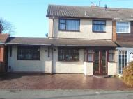 4 bed semi detached house for sale in Castle Drive, The Hayes