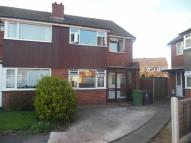 3 bedroom semi detached home in Balmoral Drive...