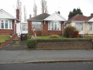 Bungalow in St Chads Road, Bilston
