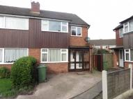 3 bed semi detached property in Balmoral Drive...