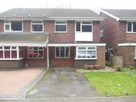 3 bedroom semi detached house to rent in Park Road, Willenhall