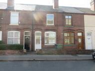 Terraced property in Birmingham Street...