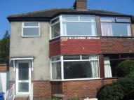3 bed semi detached property to rent in Rossall Avenue Radcliffe