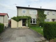 3 bed semi detached house in Stafford Crescent...