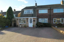 3 bed semi detached property in Wren Crescent...