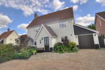 4 bed Detached house in Holmere Drive, Halesworth