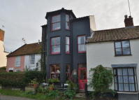 Terraced home for sale in Ferry Road, Walberswick...