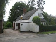 Cottage in Ashby Road, Ravenstone