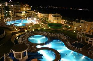night pools