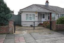 Semi-Detached Bungalow to rent in Old Woodlands Road...