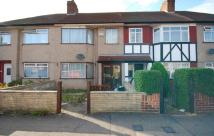 Terraced home for sale in BRIAR CRESCENT, NORTHOLT...