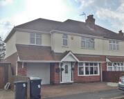 4 bed semi detached house in WELWYN AVENUE, Derby...