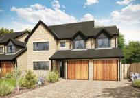 Detached home for sale in Crossways Plot 1...