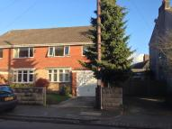 Oxford Road semi detached property to rent