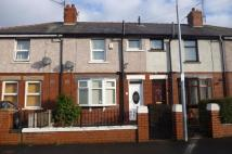 Terraced property in Rugby Road, Leigh, WN7