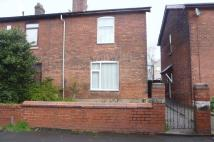 End of Terrace house in Derwent Street, Leigh