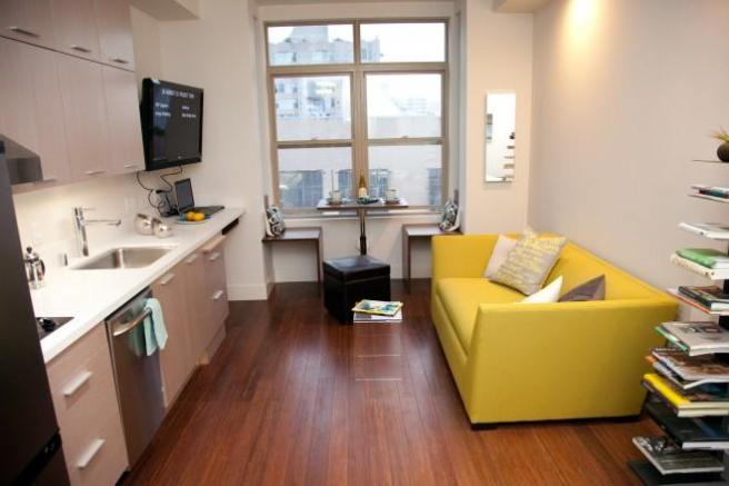 1 Bedroom Flat For Sale In Kelham Works Micro Apartments