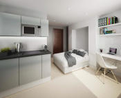 1 bed Flat for sale in The Pavillion Student...