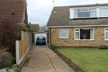 3 bedroom semi detached home for sale in Silverdale Close...