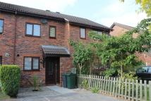 Terraced home in 52 Farnborough Drive...