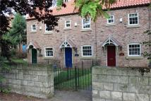 Terraced house in Westgate, Tickhill...
