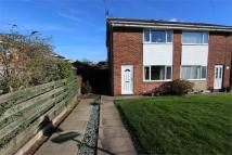 2 bed semi detached home for sale in 22 Aisby Drive...