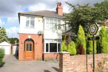 St Augustines Road semi detached house to rent