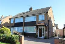 Detached home in 77 St Wilfrids Road...