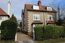 semi detached house in The Elms, Martin Lane...