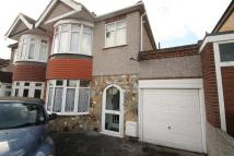 semi detached property to rent in Blenheim Garden - Aveley...