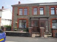 School Street semi detached property for sale