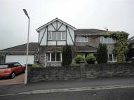 4 bedroom Detached home for sale in Fford Las, Abertridwr...