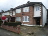 Long Drive semi detached house to rent