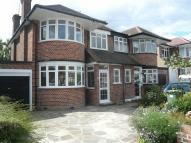 3 bed semi detached home to rent in Cannonbury Avenue...