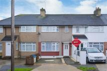 Terraced house in Hillcroft Crescent...