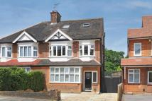 semi detached home in Chanctonbury Way...