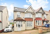 semi detached property for sale in Colney Hatch Lane...
